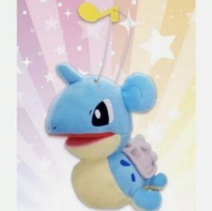 🆕 Japanese Pokemon Singing Lapras Plush